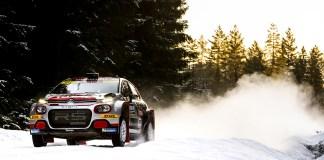 Citroen C3 R5 WRC
