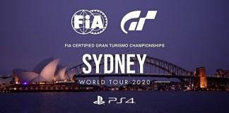 Gran Turismo Australie