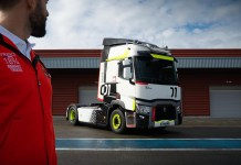 Renault Trucks T Racing