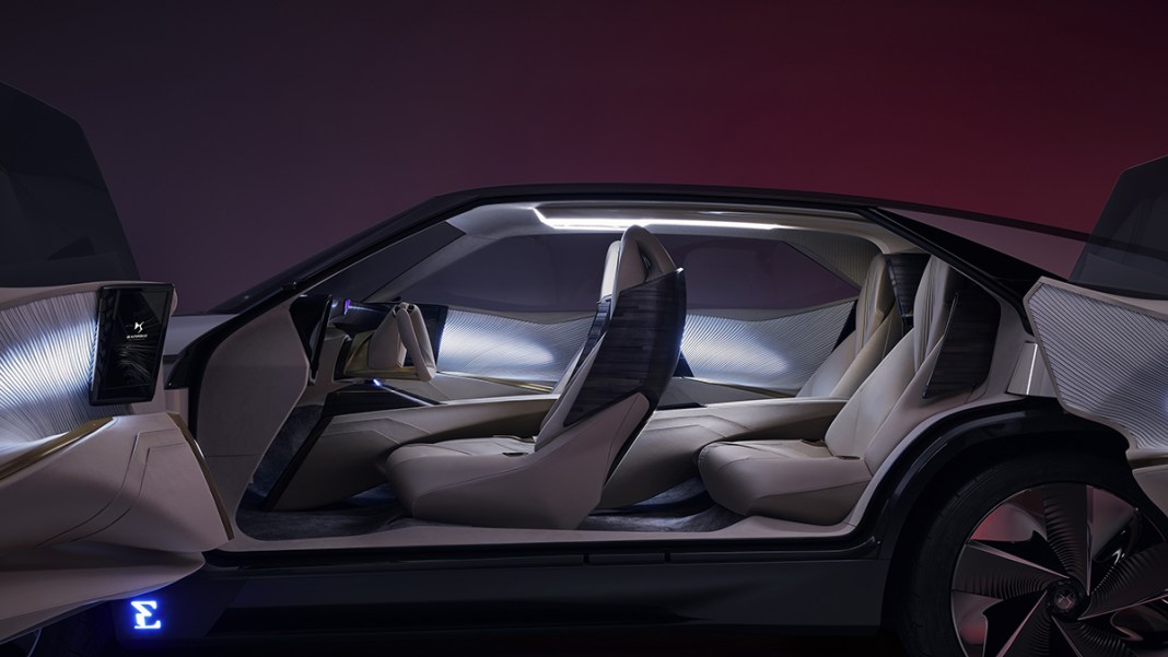 concept-car DS AERO SPORT LOUNGE
