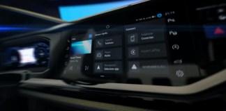 Volkswagen Nivus- intérieur teaser