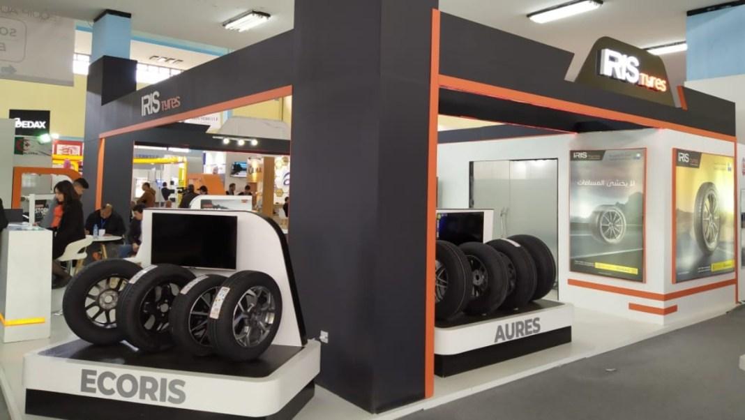 Iris Tyres - Salon Equip Auto Algeria 2020
