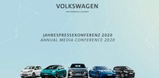 Volkswagen Annual Media Conference 2020