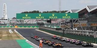 F1 – UK-based