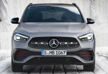 Mercedes-Benz GLA-2021