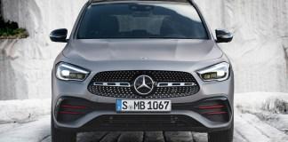 Mercedes-Benz GLA-2021