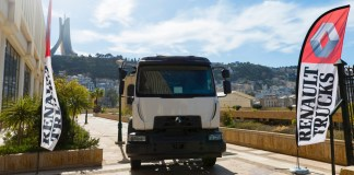 Renault Trucks - La gamme D, assemblée en Algérie.