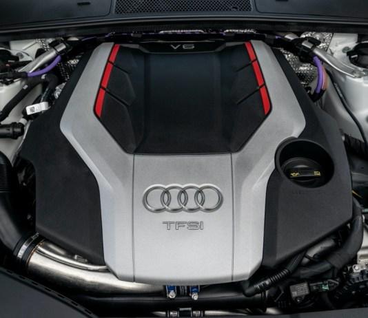 Audi- V6 TFSI