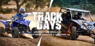 Yamaha Track days