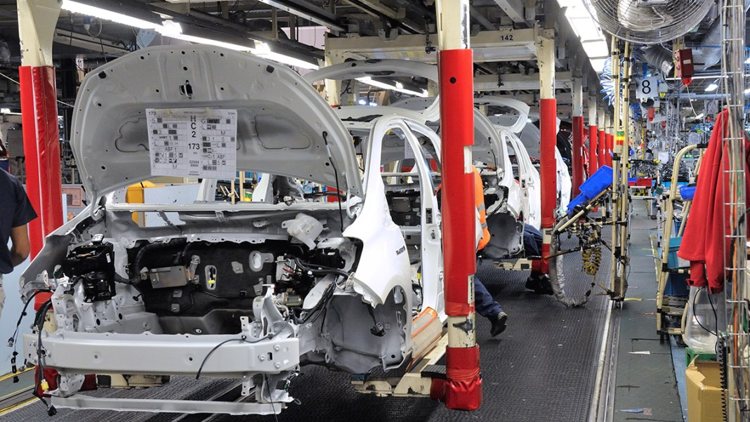 usine-automobile-algérie