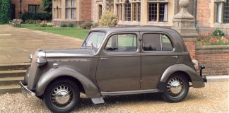 Vauxhall H-Type