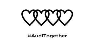 #AudiTogether