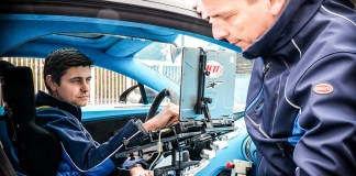 Covid-19 : Bugatti en télétravail – le développement automobile se poursuit