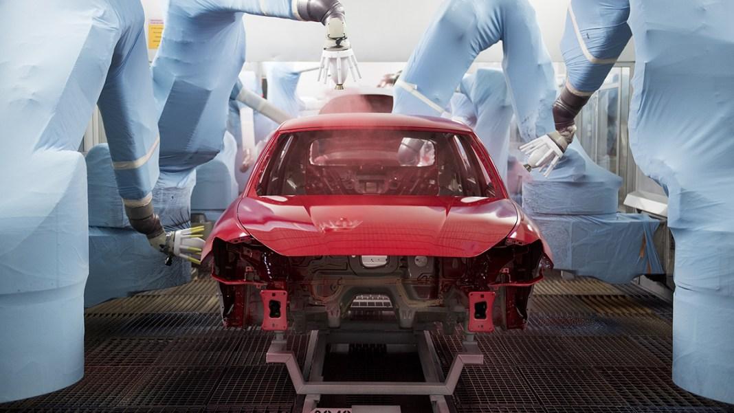 Un « SPA » exclusif pour voitures à l'usine SEAT de Martorell