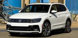 Volkswagen Tiguan Best Seller