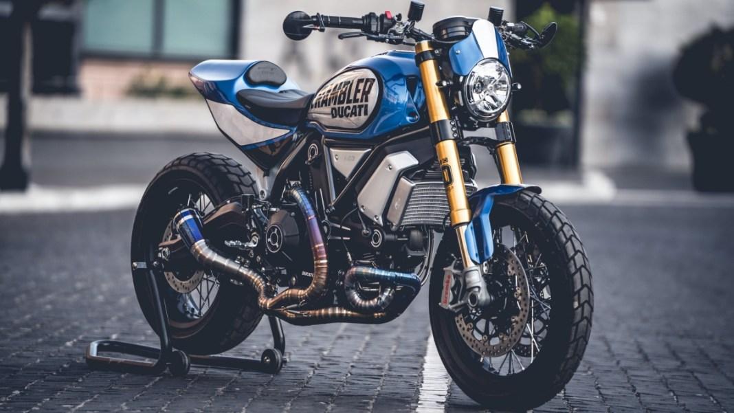 Ducati Scrambler 1100 FT