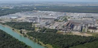 Groupe PSA - site de Mulhouse