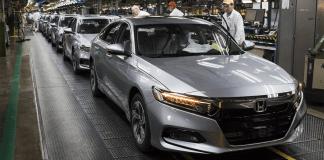 Honda reprendra graduellement la production automobile aux États-Unis et au Canada