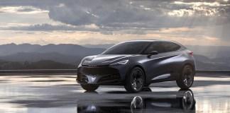 La CUPRA Tavascan Electric Concept remporte l'Automotive Brand Contest 2020