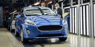 La production Ford redémarre en Europe au fur et à mesure du retour des employés