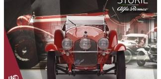 Storie Alfa Romeo - épisode 2 - l'Alfa Romeo 6C 1750 domine son époque et anticipe l'avenir