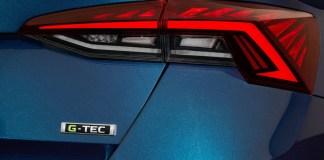 Skoda Octavia G-TEC 2020