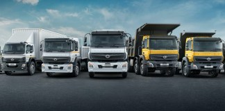 Daimler Trucks in Indien