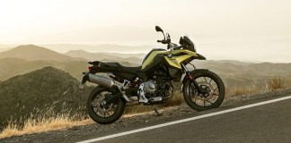 BMW F750GS Akrapovic