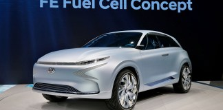 Hyundai FE Fuel Cell