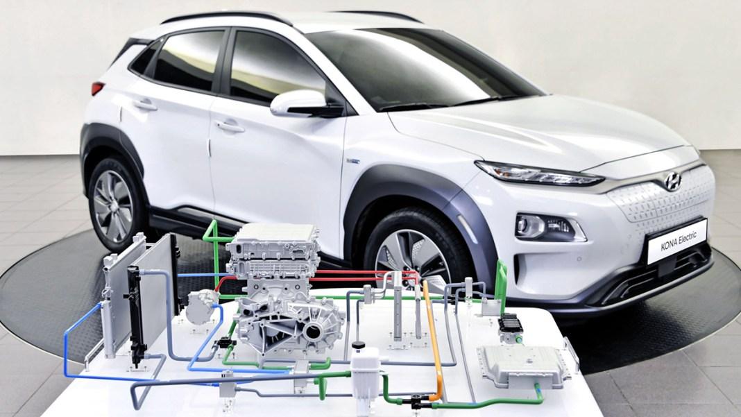 Hyundai travaille sur l'amélioration de son système de pompes à chaleur