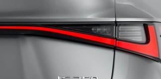 Lexus IS 350 - Teaser