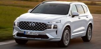 Nouveau Hyundai Santa Fe 2021