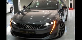 Peugeot 508 GT-Line