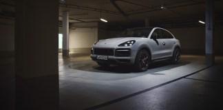 Porsche GTS V8