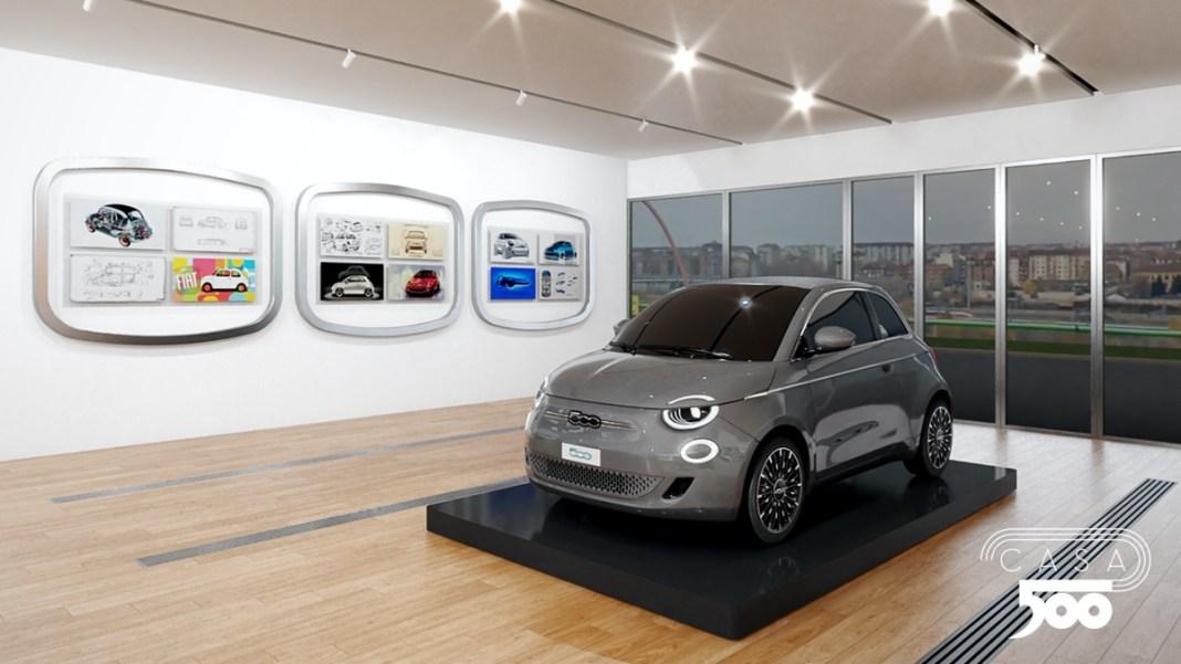 Fiat - Virtual Casa 500