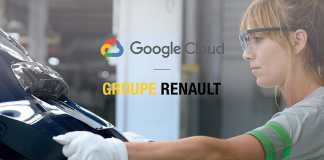2020 - INDUSTRIE 4.0 GROUPE RENAULT ET GOOGLE CLOUD PARTENAIRES
