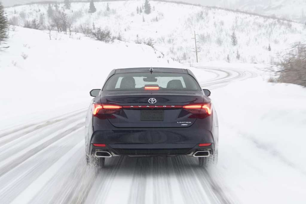2021 Toyota Avalon Limited AWD