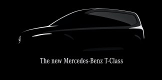 Mercedes-Benz Classe T 2022
