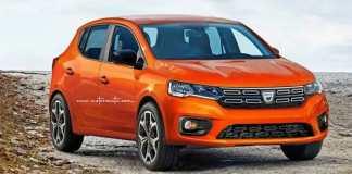 Dacia Sandero 2020 - 2021