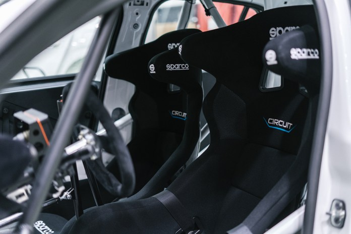 Nouvelle Peugeot 208 rally 4