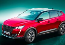 Peugeot 3008 2022 - crédit photo Avarvarii