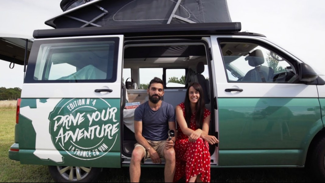 VW Utilitaires - Drive Your Adventure