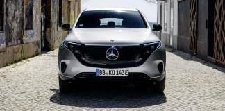 Mercedes EQE SUV 2022
