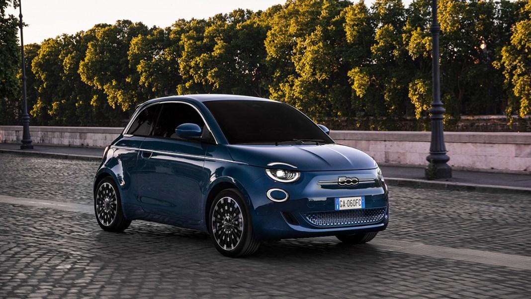 Fiat 500 Prime