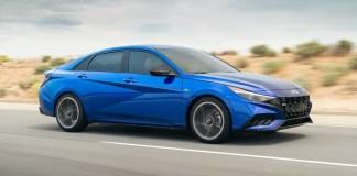 Hyundai Elantra N Line 2021