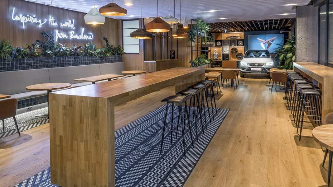 Le Hola Tapas Bar de SEAT ouvre ses portes à Vienne