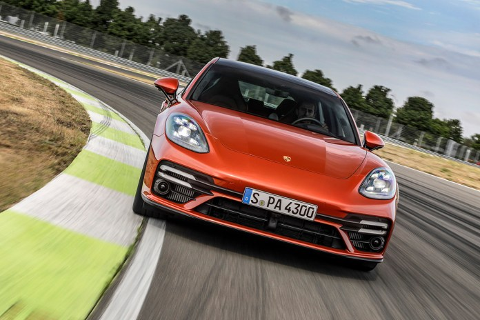 Nouvelle Porsche Panamera 2021