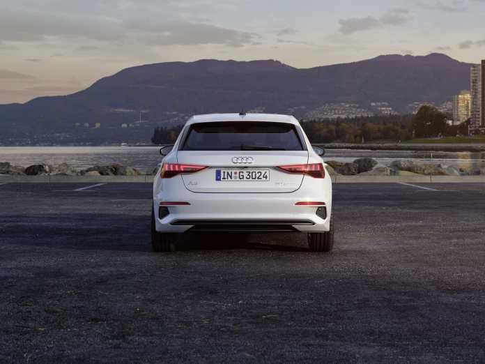 Audi A3 Sportback 30 G-tron GNC