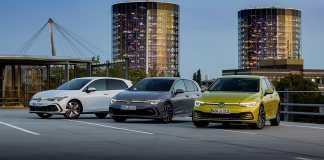 Volkswagen Golf 8 GTE et Golf 8 Hybride
