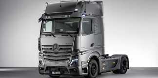 Mercedes-Benz Actros F
